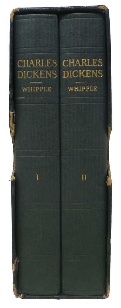 Boston: Houghton Mifflin Company, 1912. 1st edition. Limited to 550 sets. This #472. Gunmetal grey p...