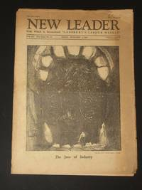 The New Leader Incorporating 'The Labour Leader': September 2nd 1927