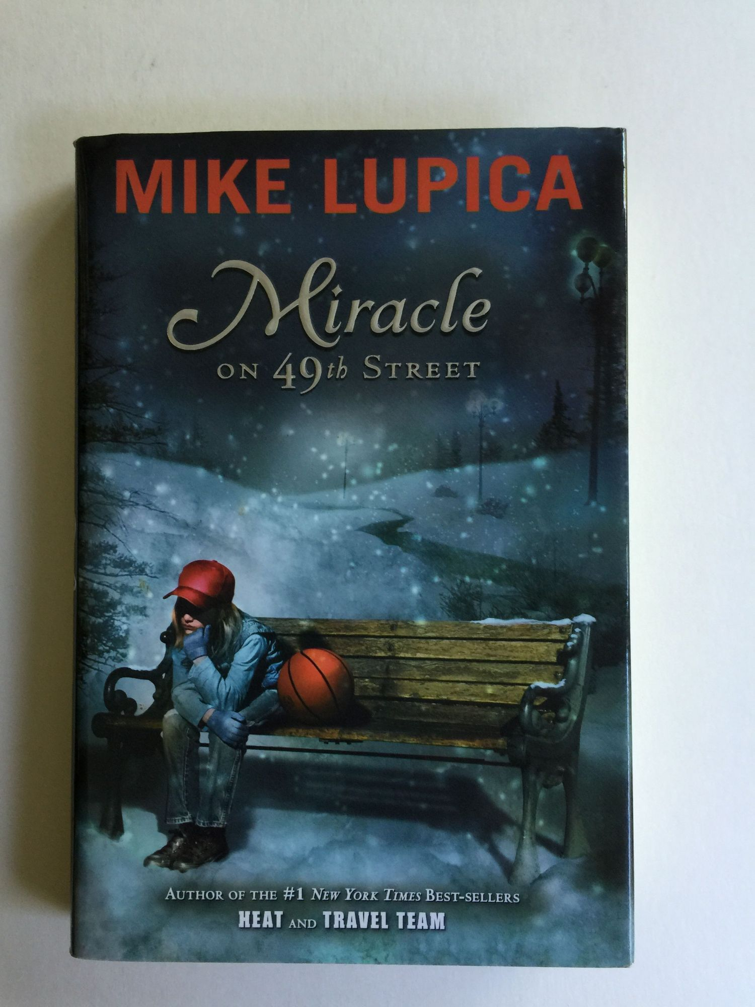 Miracle On 49th Street By Mike Lupica Hardcover From border=