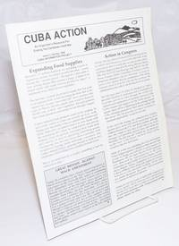 image of Cuba action: an organizer's resource for ending the Caribbean cold war. Issue 3, Spring 1992