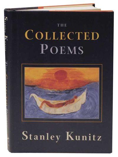 New York: W. W. Norton & Co, 2000. First edition. Hardcover. Kunitz won the 1995 National Book Award...