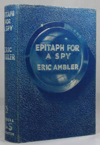 image of EPITAPH FOR A SPY