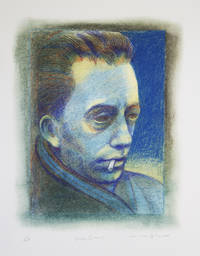 Blue Camus, Giclee Print