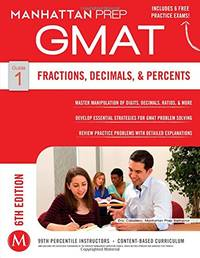 Fractions, Decimals, & Percents GMAT Strategy Guide (Manhattan Prep GMAT Strategy Guides)