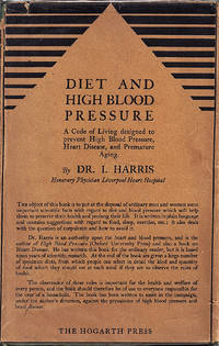 Diet And High Blood Pressure.