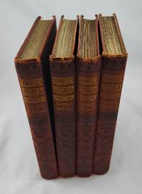 Oliver Cromwell's Letters & Speeches 4 of 5 volumes- Incomplete