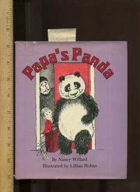 Papa's Panda  [Pictorial Children's Reader, Signed By Nancy Willard]