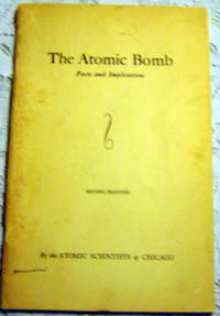 The Atomic Bomb: Facts and Implications by  Szilard)  Seaborg - Paperback - (1st edition, 2nd printing) - 1946 - from Rainy Day Paperback Exchange and Biblio.com