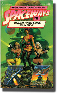 image of Spaceways: Volume 8 - Under Twin Suns (First Edition)