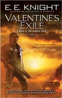 image of Valentine's Exile (Vampire Earth): 05 (Vampire Earth (Paperback))