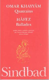 Quatrains by  Khayyâm Omar Hafez De Shiraz - 1999 - from philippe arnaiz and Biblio.com