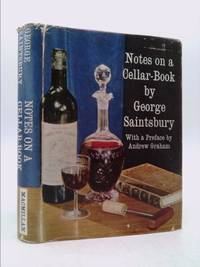 image of Notes on a Cellar-Book : Reissue with Preface By Owen Wister