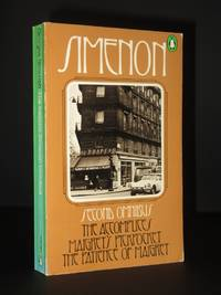 The Second Simenon Omnibus: The Accomplices' Maigret's Pickpocket; The Patience of Maigret