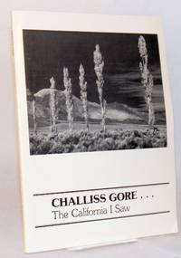 image of Challiss Gore . . . the California I saw