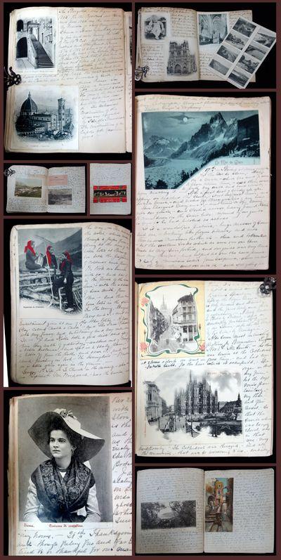 Emma S. Doughten's European Trip,...