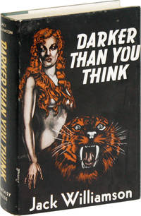 Darker Than You Think [Signed Bookplate Laid-in]