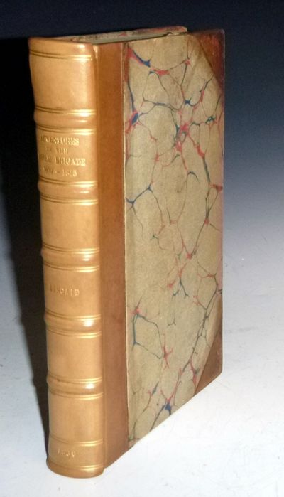London: T. And W. Boone, 1830. Octavo. xvi, 351pp., (1)pp. errata. One of the most careful details o...