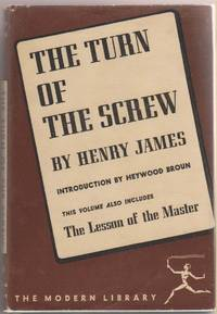 The Turn of the Screw & the Lesson of the Master (ML 169)
