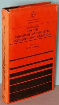 image of On the Principles of Political Economy, and Taxation.