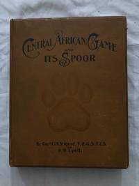 image of Central  African Game And Its Spoor