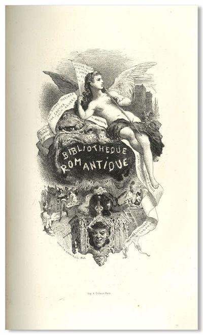 Paris: P. Rouquette, 1872. xxxii,335pp. Quarto. Handsome three quarter grey morocco and marbled boar...