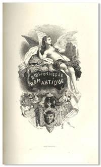 BIBLIOGRAPHIE ROMANTIQUE CATALOGUE ANECDOTIQUE ET PITTORESQUE DES ÉDITIONS ORIGINALES ...
