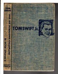 image of TOM SWIFT AND HIS ULTRASONIC CYCLOPLANE: Tom Swift, Jr Adventures series #10.