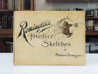 image of Remington's Frontier Sketches