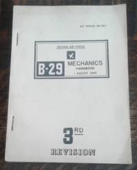 Second Air Force B-29 Mechanics Handbook (1945) 2AF Manual 66-126-I 3rd  Revision