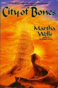 City of Bones by  Martha Wells - Hardcover - Book Club (BCE/BOMC) - 1995 - from Paperback Recycler (SKU: 45406)