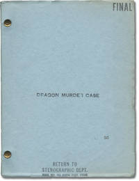 image of The Dragon Murder Case (Original screenplay for the 1934 film)
