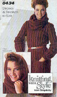 Dresses & Sweaters to Knit