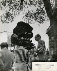 image of Fever Mounts at El Pao [La fievre monte a El Pao] (Original photograph of Bunuel on the set of the 1959 film)