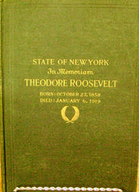 State of New York: A Memorial to Theodore Roosevelt