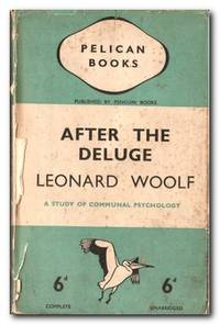 image of After The Deluge  A Study of Communal Psychology