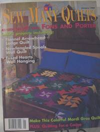 Sew Many Quilts as Seen on PBS With Fons and Porter January 1997