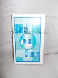 image of Check Your Change No 1