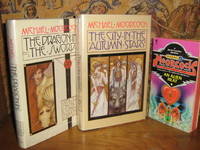 The City in The Autumn Stars, The Dragon In The Sword HB 1sts Thus- An Alien Heat PB