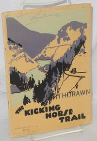 The Kicking Horse trail, scenic highway from Lake Louise, Alberta, to Golden, British Columbia