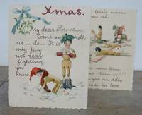 XMAS.   CHRISTMAS CARD. by  Kathleen.: AINSLIE - from Roger Middleton (SKU: 32691)