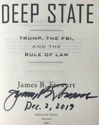 DEEP STATE (SIGNED & DATED)