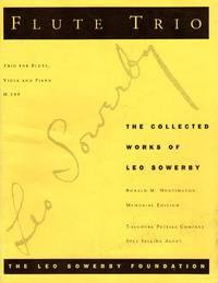 Trio for Flute, Viola, and Piano, H.149