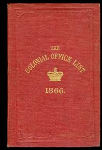 The Colonial Office List for 1866
