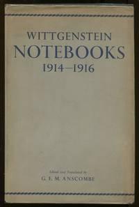 Notebooks 1914 - 1916
