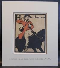 H is for Huntsman
