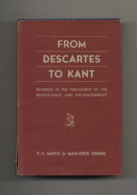 image of From Descartes to Kant: Readings in the Philosophy of the Renaissance and  Enlightenment