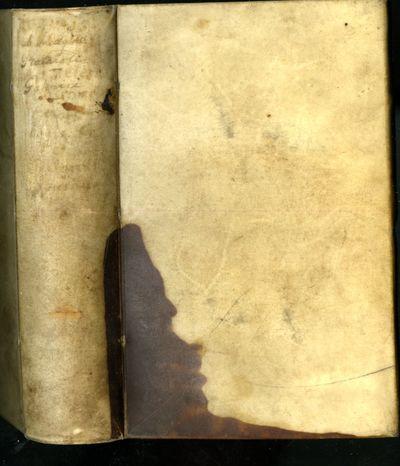 Strassburg: Lazarus Zetzner, 1630. Later Edition. Hardcover (Vellum). Very Good Condition. Contempor...