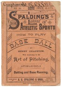 image of How to Play Base Ball