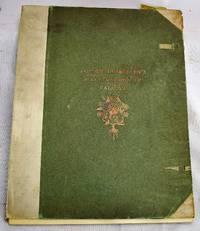 "Portfolio of Aubrey Beardsley's Drawings Illustrating ""Salome"" By Oscar Wilde"