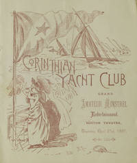 Corinthian Yacht Club Grand Amateur Minstrel